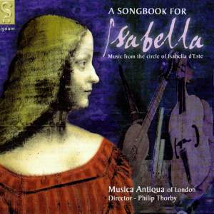 A Songbook for Isabella