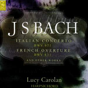 JS Bach: Italian Concerto and French Overture