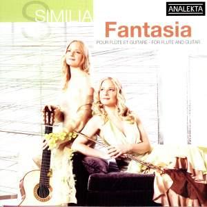Fantasia for Flute and Guitar