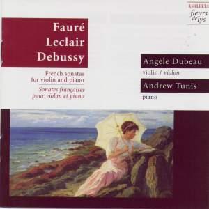 French Sonatas for Violin and Piano