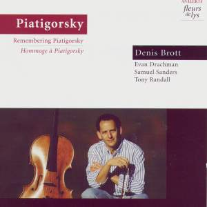 Remembering Piatigorsky
