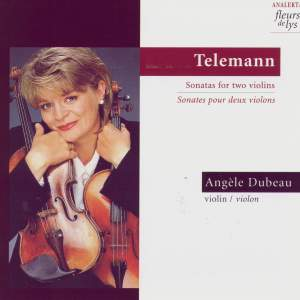 Telemann: Sonatas for Two Violins Product Image