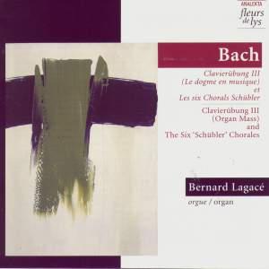 Clavierubung III (Organ mass) Et The Six Schubler Chorals (Bach) Product Image