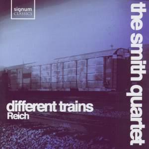 Reich - Different Trains