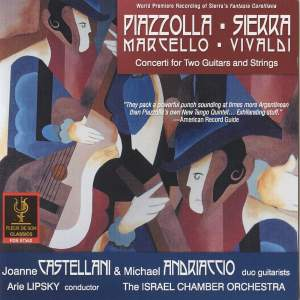 Concerti for Two Guitars and Strings