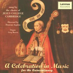 Choir Of Jesus College Cambridge: A Celebration in Music