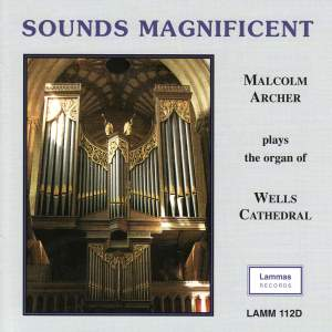 Various Composers: Sounds Manificent (Wells Cathedral)