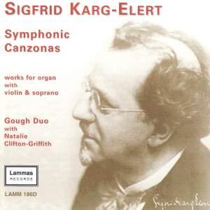 Karg-Elert: Nun danket alle Gott, marche triomphale, Op  65 No  59