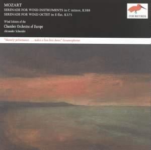 Mozart: Wind Serenades Nos. 11 & 12