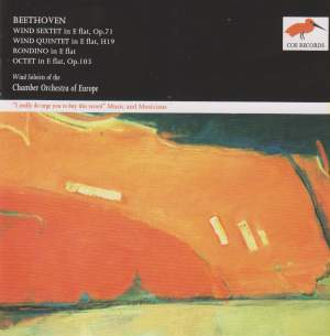 Beethoven: Chamber Works for Wind