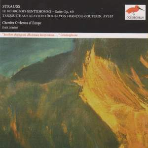 R. Strauss: Le Bourgeois Gentilhomme