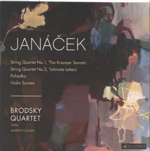 Janacek: String Quartets Nos. 1 & 2, Violin Sonata & Pohádka