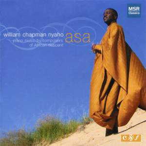 Asa: Piano Music by Composers of African Descent (Volume 2) Product Image