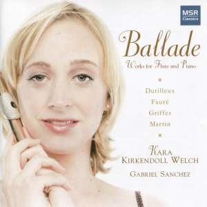 Ballade - Works for Flute and Piano