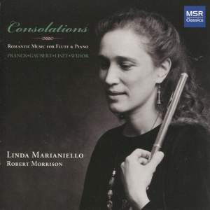 Consolations: Romantic Music for Flute and Piano