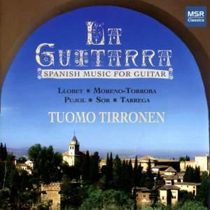 La Guitarra: Spanish Music for Guitar