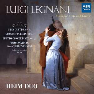 Luigi Legnani: Music for Flute and Guitar