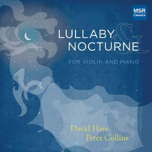 Lullaby & Nocturne for Violin and Piano