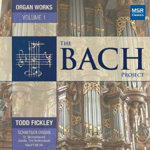 The Bach Project, Vol. 1: Organ Works Product Image