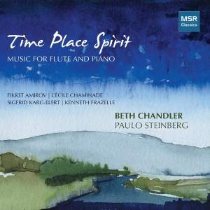 Time Place Spirit - Music for Flute and Piano
