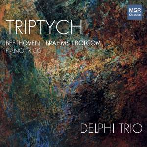 Triptych - String Trios by Beethoven, Brahms and Bolcom