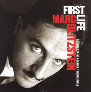 Marc Blitzstein: First Life Product Image