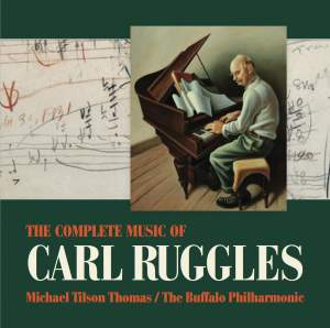 The Complete Music of Carl Ruggles Product Image