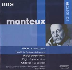 Pierre Monteux Product Image