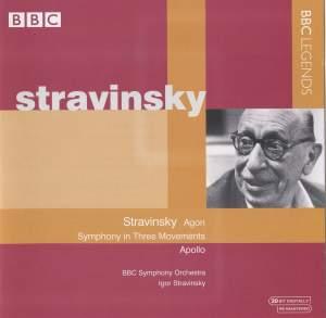 Igor Stravinsky Product Image