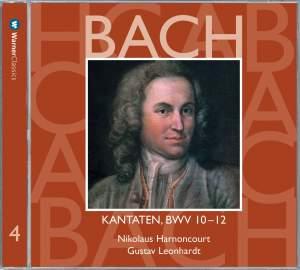 Bach: Sacred Cantatas BWV Nos 10 - 12
