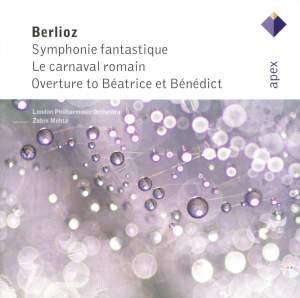 Berlioz: Symphonie fantastique, Op. 14, etc.