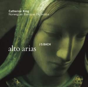 J S Bach: Alto Arias