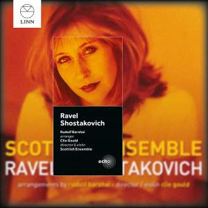 Ravel & Shostakovich for strings