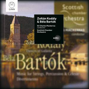 Bartók & Kodaly: Orchestral Works
