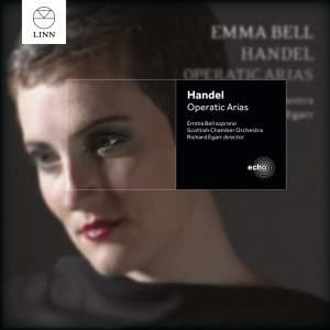 Handel: Operatic Arias