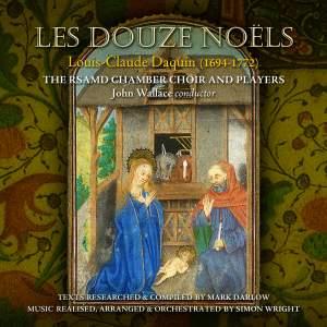Daquin: Les Douze Noëls