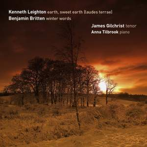 James Gilchrist sings Leighton & Britten