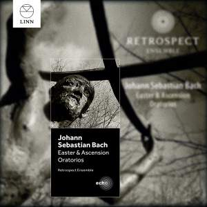 JS Bach: Easter & Ascension Oratorios Product Image