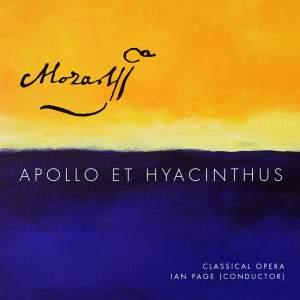 Mozart: Apollo et Hyacinthus, K38