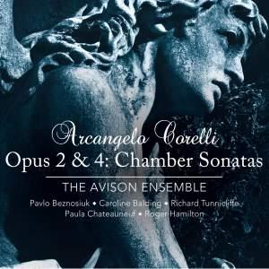 Corelli: Chamber Sonatas Opp. 2 & 4: Chamber Sonatas