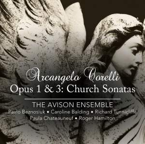 Corelli: Church Sonatas Opp. 1 & 3