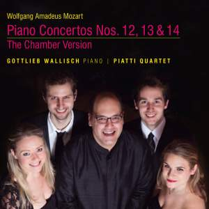 Mozart Piano Concertos Nos. 12, 13 & 14 Product Image