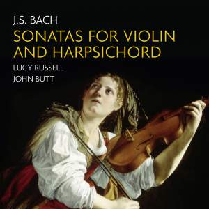 Bach, J S: Sonatas for Violin & Harpsichord Nos. 1-6, BWV1014-1019 Product Image