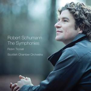 Schumann: Symphonies Nos. 1-4 Product Image