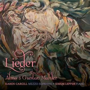 Alma & Gustav Mahler: Lieder Product Image