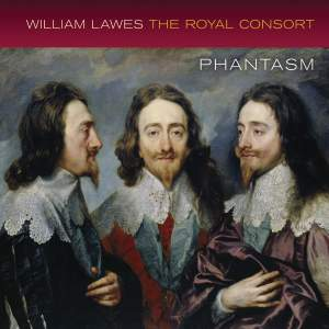 Lawes, W: The Royall Consorts Product Image