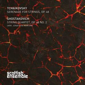 Tchaikovsky & Shostakovich for strings