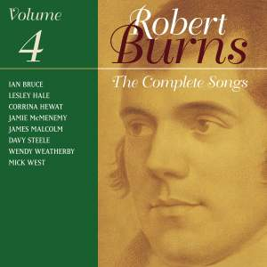 The Complete Songs of Robert Burns, Vol. 4