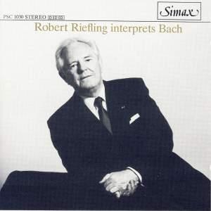 Robert Riefling Interprets Bach