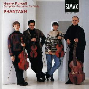 Purcell: Complete Fantasies for Viols